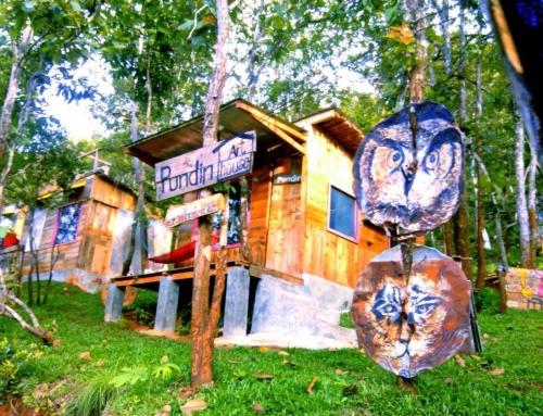 ปั้นดินรีสอร์ทแอนด์อาร์ต |Pundin Resort & Art